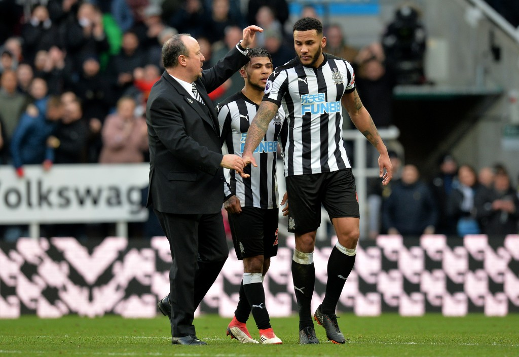 Benitez did not get the support he wanted from his owner (Picture Courtesy - AFP/ Getty Images)