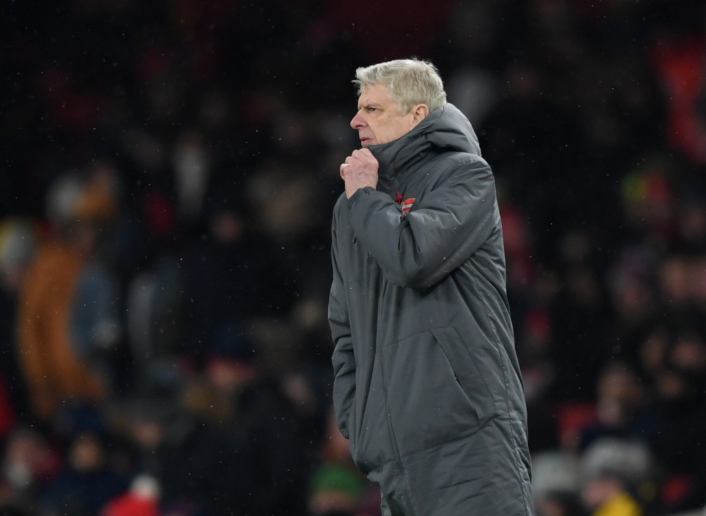 Arsene Wenger faces axe over declining Arsenal attendance?""