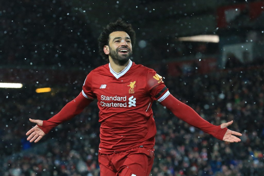 Unstoppable Salah (Photo: LINDSEY PARNABY/AFP/Getty Images)