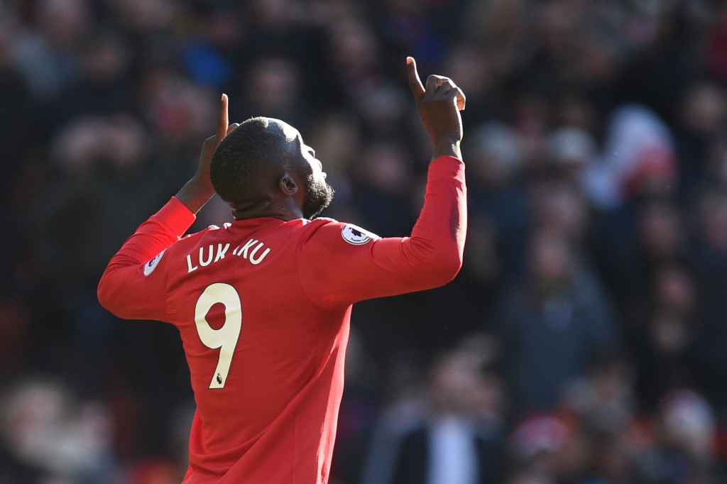 Can Lukaku use the Chelsea game as a springboard? (Picture Courtesy - OLI SCARFF/AFP/Getty Images)