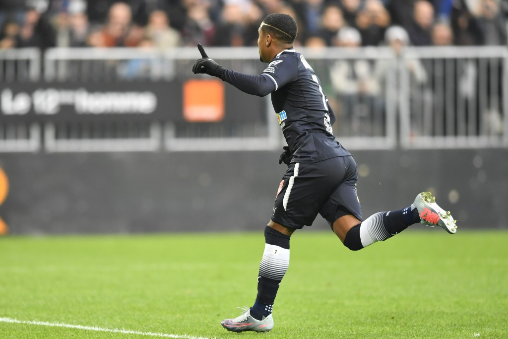 Arsenal, Tottenham, Bayern. What will it be for Malcom? (Photo courtesy - Nicolas Tucat/AFP/Getty Images)