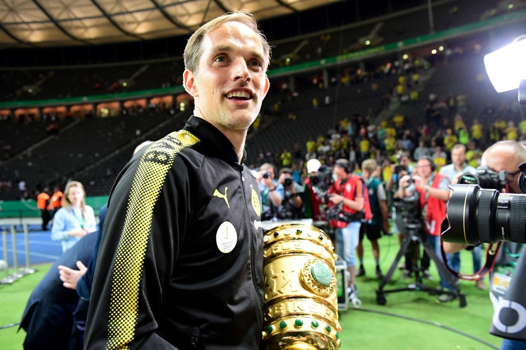 Did deliver success in the little time he was in charge of Dortmund. (Picture Courtesy - AFP/Getty Images)