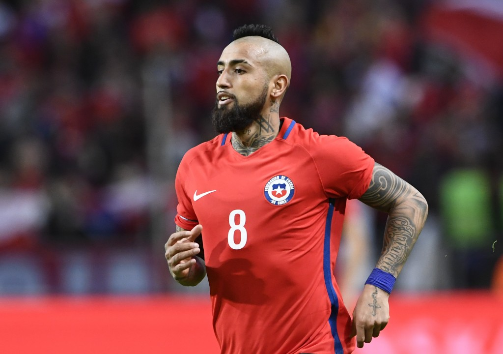 Arturo Vidal on Mourinho's radar with United ready to offer €50m