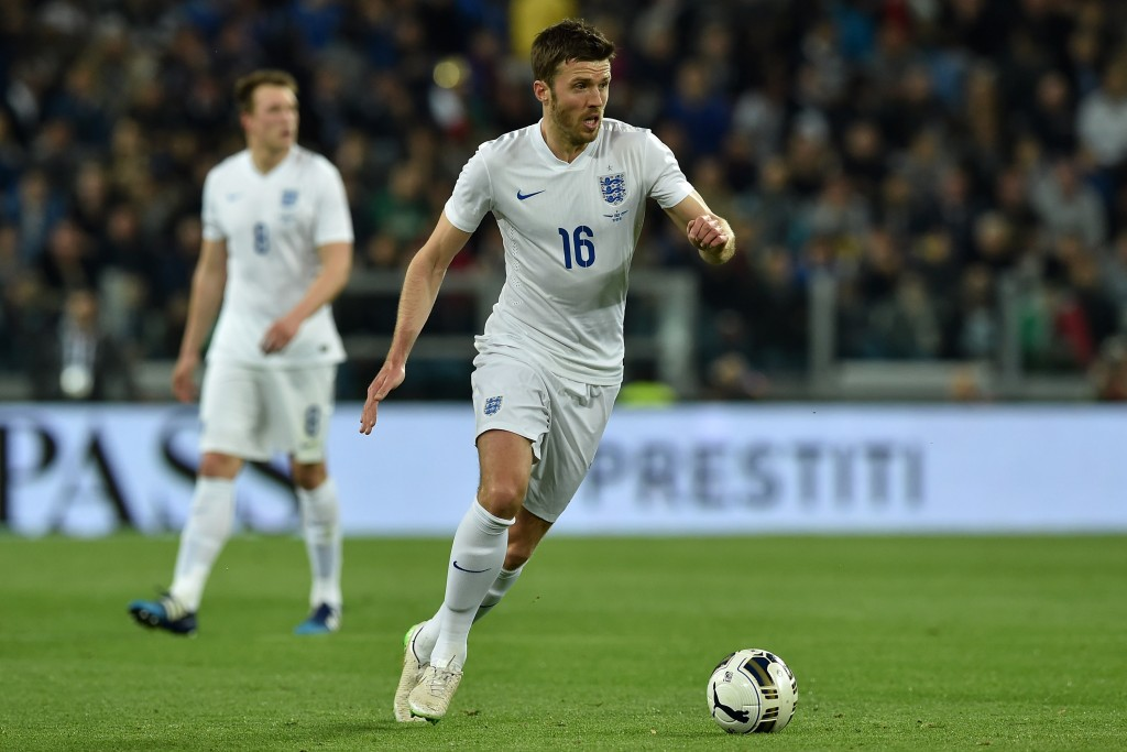 Carrick was criminally underused for the England national team (Photo by Valerio Pennicino/Getty Images)