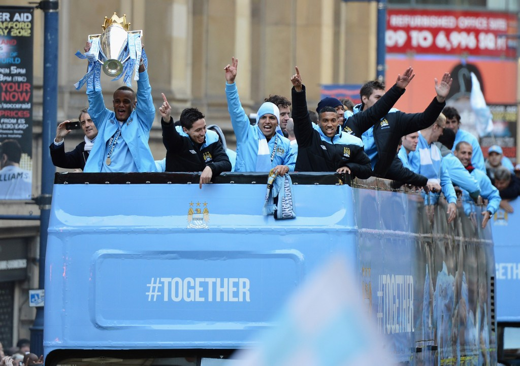 City would have already booked the bus for the parade. (Picture Courtesy - AFP/Getty Images)