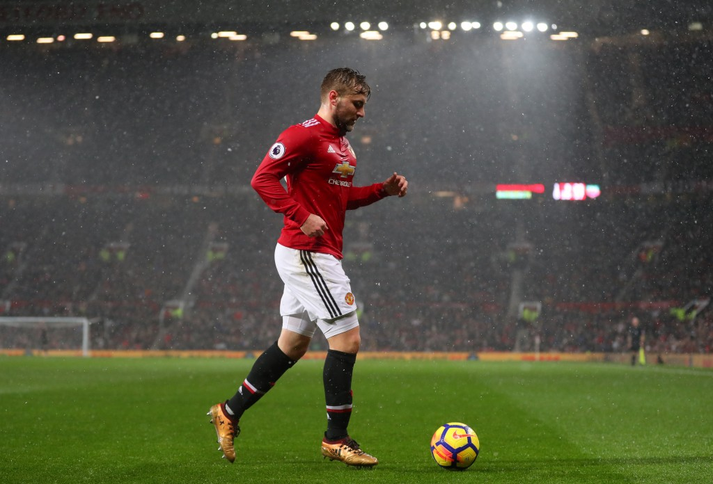 Time running out for Shaw at Manchester United (Photo by Catherine Ivill/Getty Images)