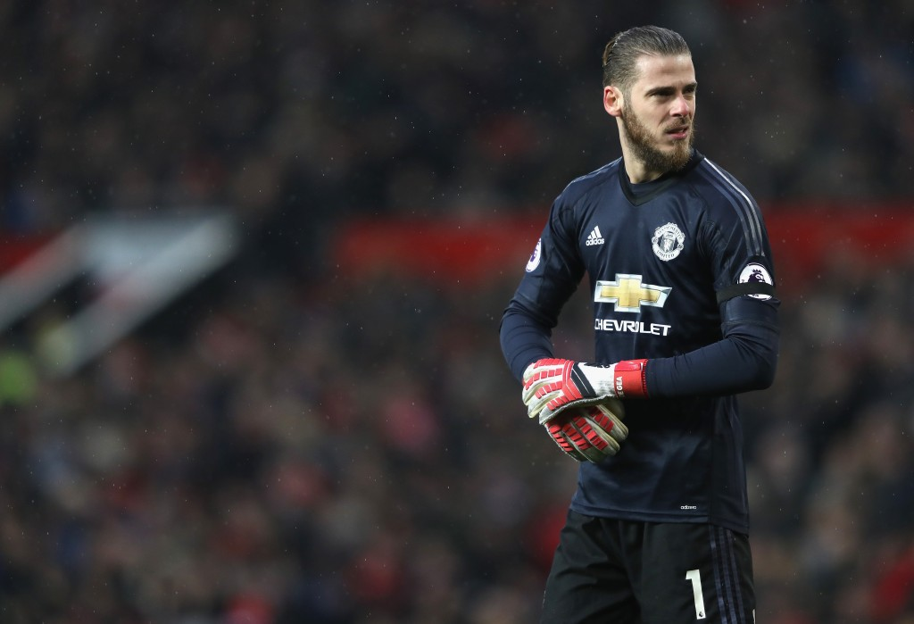 Manchester United prepare bumper new deal for David De Gea