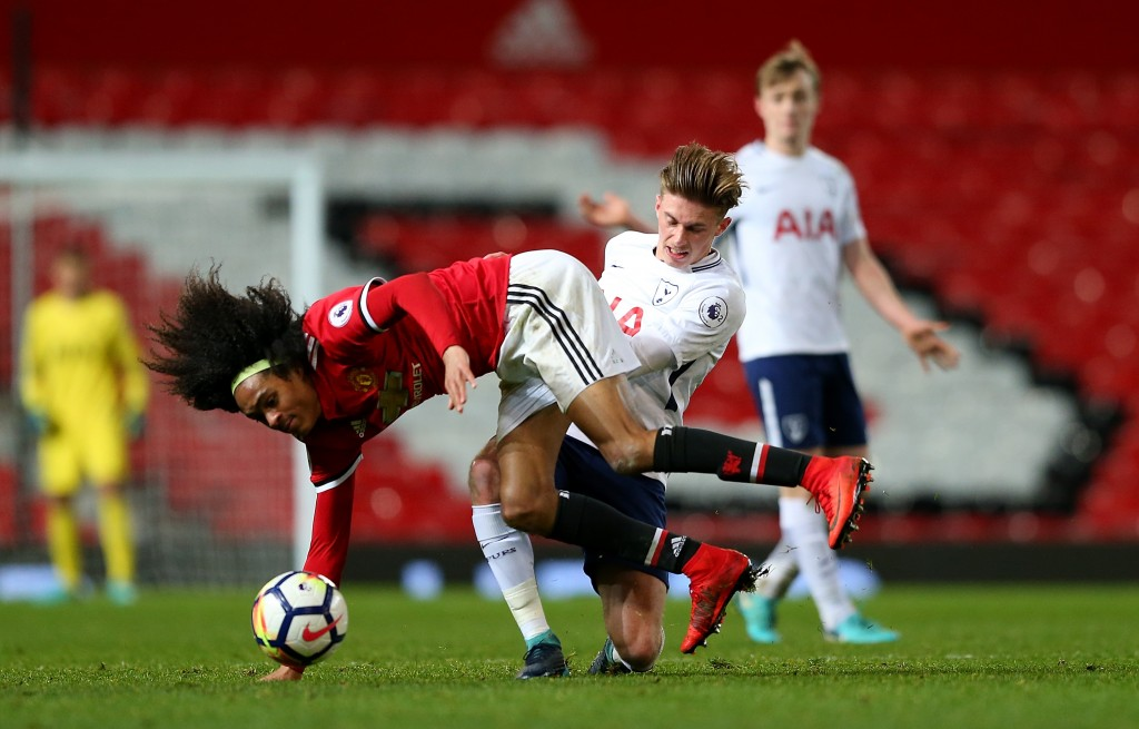 Chong has been impressive for United. (Picture Courtesy - AFP/Getty Images)