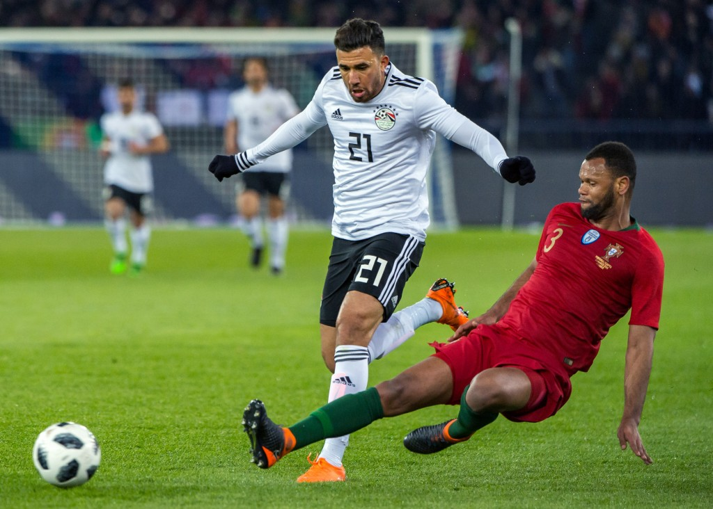 Rolando did his job well. (Picture Courtesy - AFP/Getty Images)