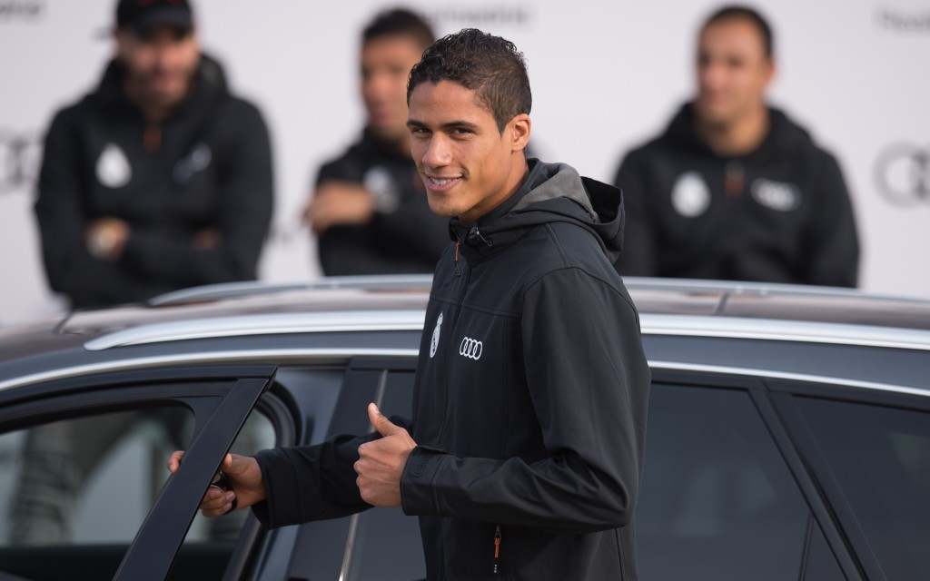 Thumbs to the Manchester United move? (Photo courtesy - Denis Doyle/Getty Images For AUDI)