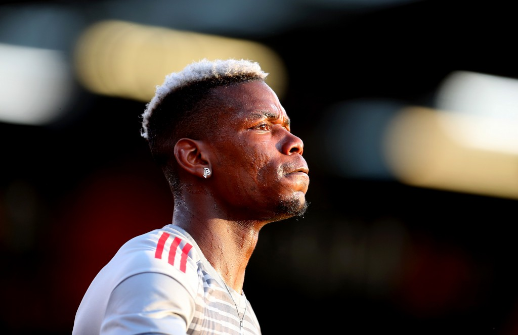 Pogboom on Saturday? (Picture Courtesy - AFP/Getty Images)