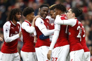 Arsenal Player Ratings vs West Ham United: 'Lucky' Ramsey and Lacazette Round-Off Hammers