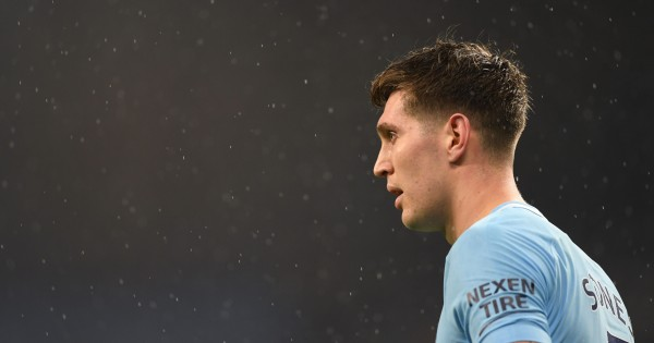 Can Stones prove himself to Guardiola again? (Photo courtesy: AFP/Getty)