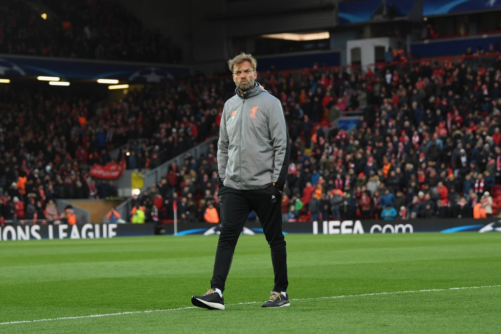 Will Klopp rest a few players after the AS Roma clash? (Photo courtesy - Shaun Botterill/Getty Images)