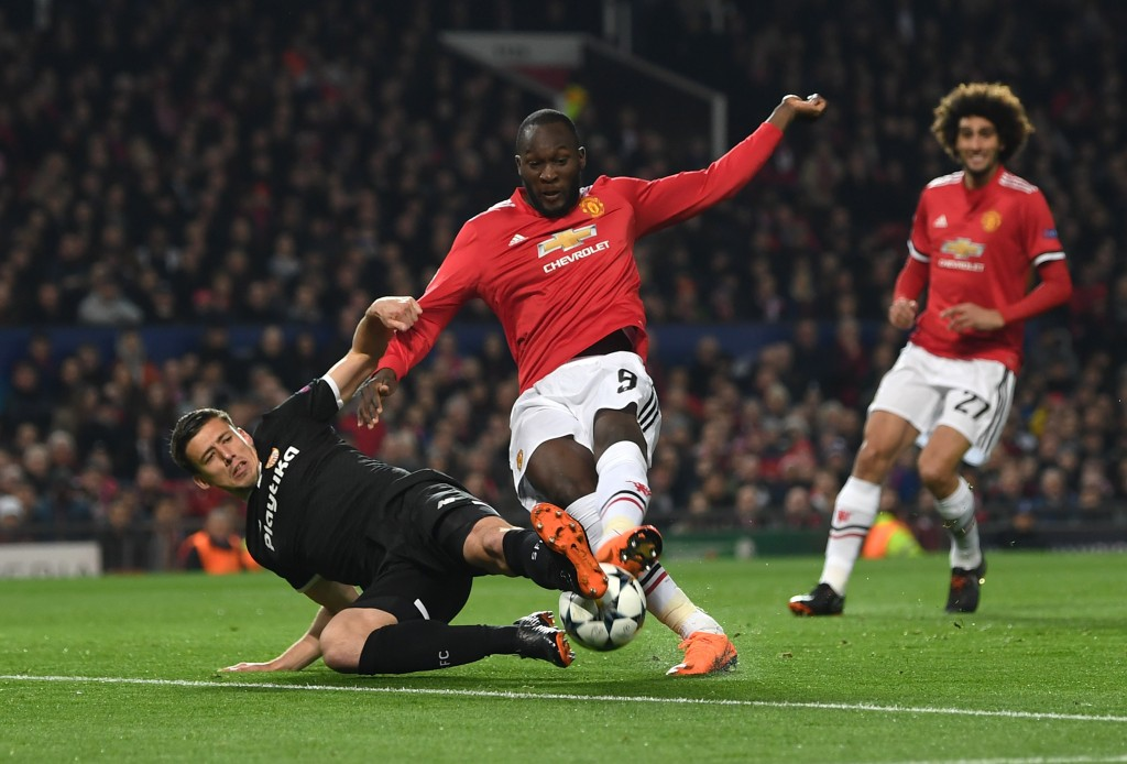 Stifled Lukaku perfectly. (Picture Courtesy - AFP/Getty Images)