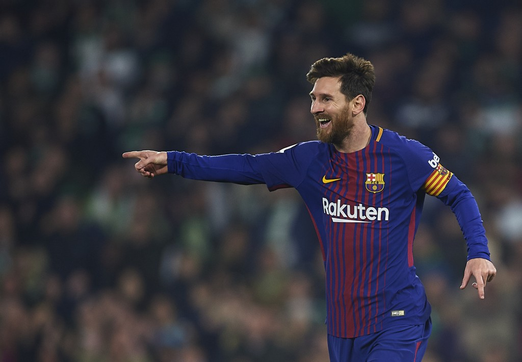Messi 'says no' to Sevilla to extend Barça invincibility