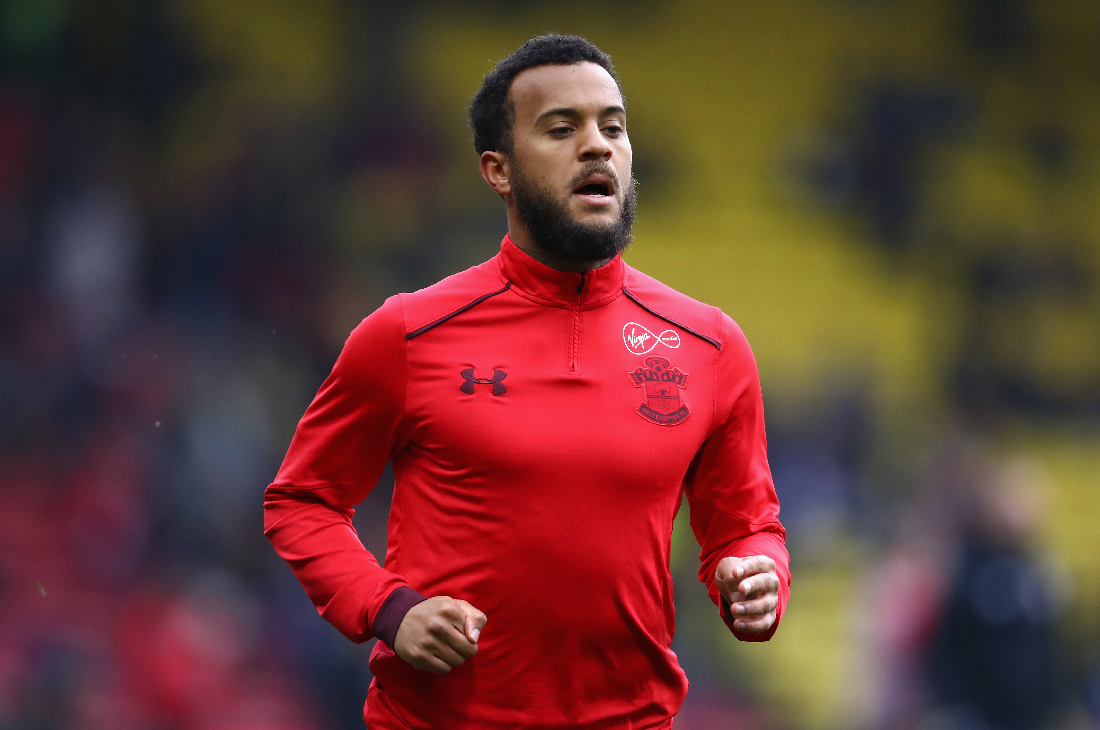 Ryan Bertrand on his way to Leicester (Photo by Julian Finney/Getty Images)