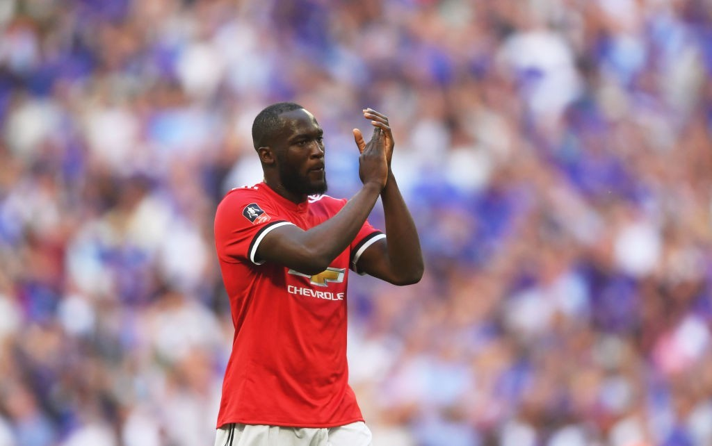 Red Rom delivering the goods. (Photo courtesy - Laurence Griffiths/Getty Images)