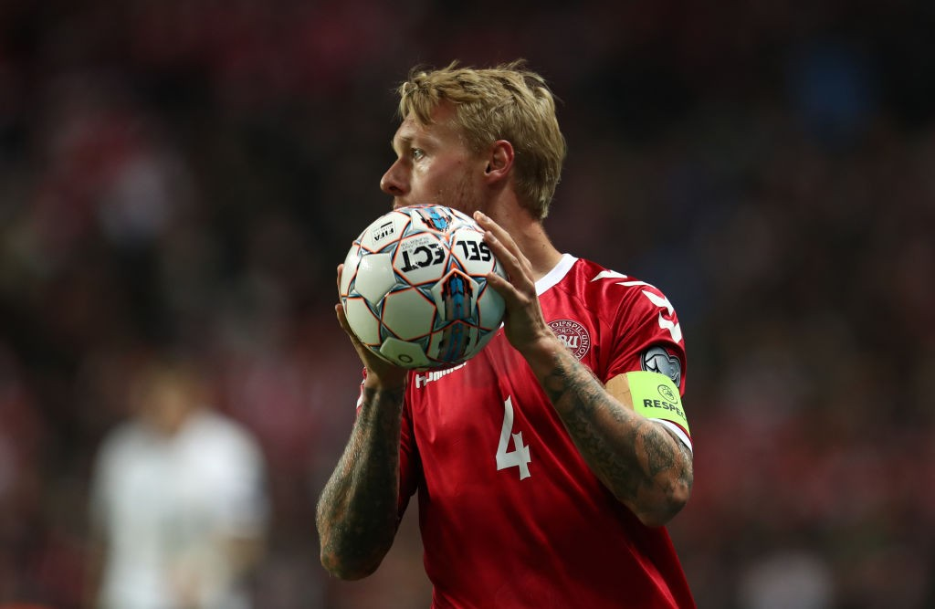 Denmark's rock. (Photo courtesy - Catherine Ivill/Getty Images)