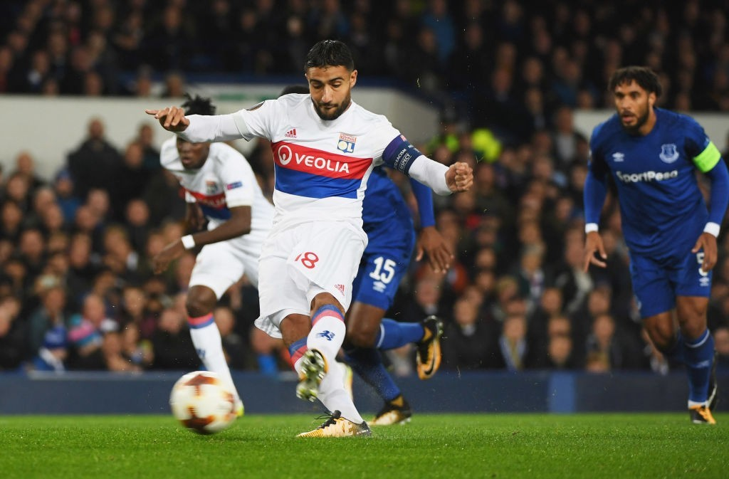 Latest Liverpool target Nabil Fekir was linked with Everton back in 2015