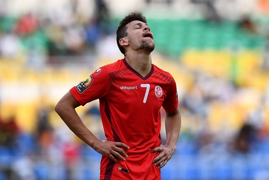 Youssef Msakni will be a major miss for Tunisia. (Photo courtesy - Gabriel Bouys/AFP/Getty Images)