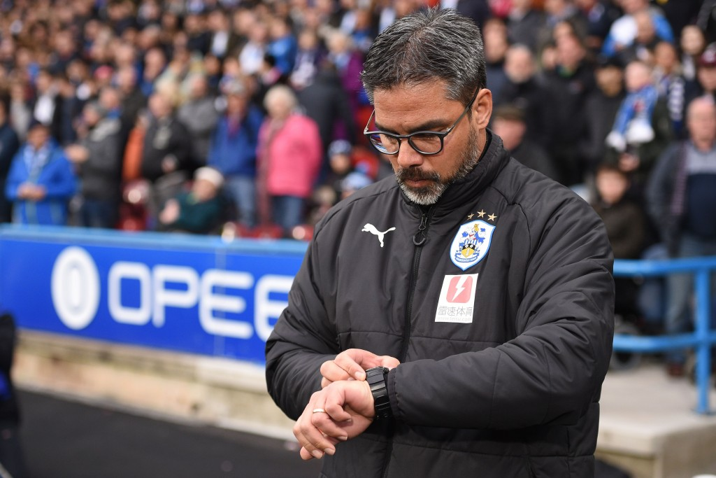 The clock is ticking. Can Wagner weave his Huddersfield side out of troubled waters? (Picture Courtesy - AFP/Getty Images)