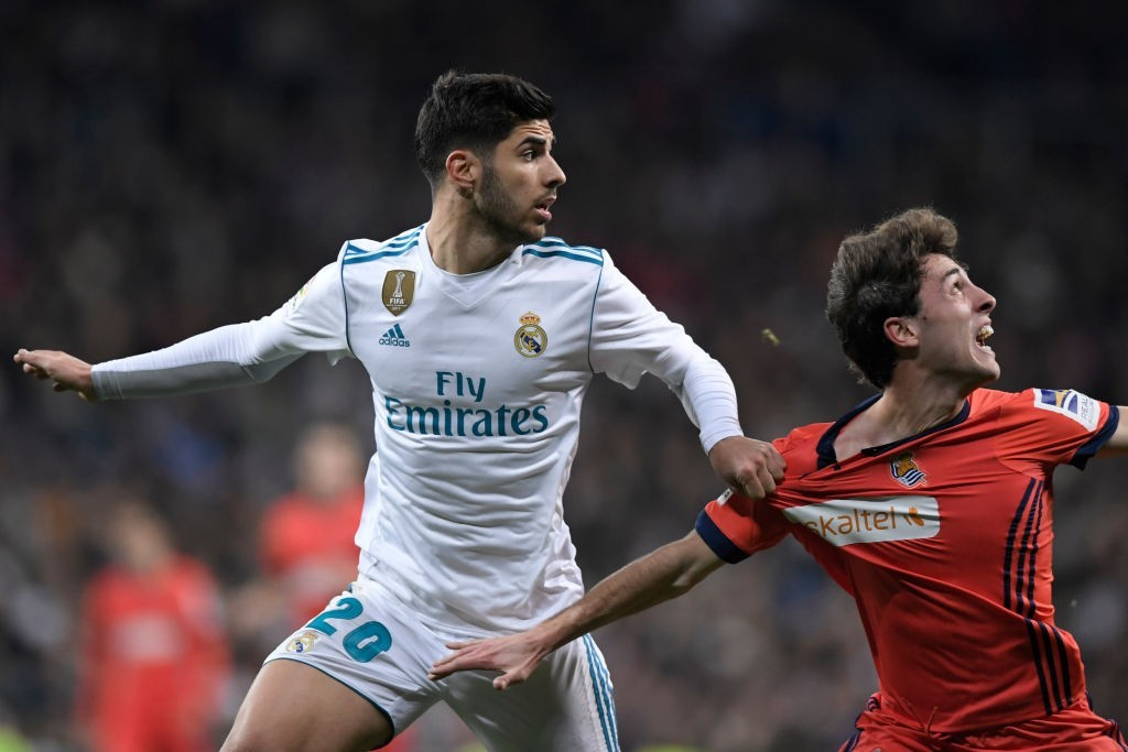 Set to join Asensio at Real Madrid? (Photo courtesy - Gabriel Bouys/AFP/Getty Images)