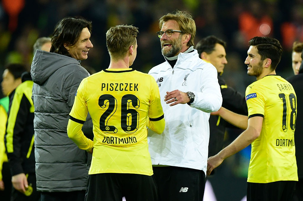 JurgenKlopp lost his first Champions League Final while in charge of Borussia Dortmund and then in the Europa League against Sevilla after he took over at Liverpool. (Photo courtesy: AFP/Getty)