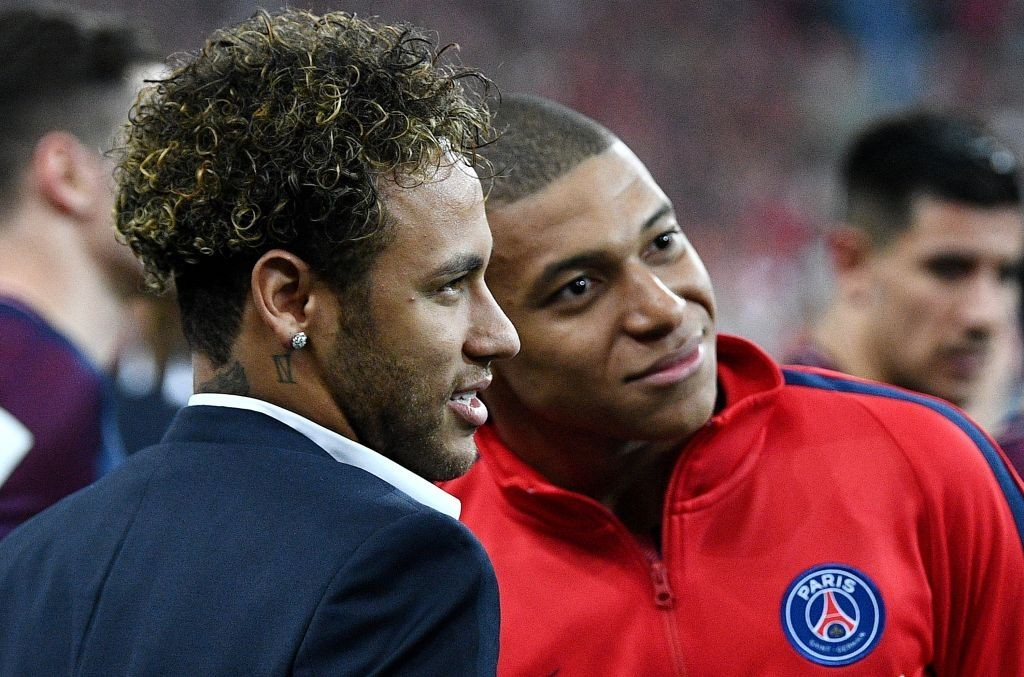 Neymar or Mbappe? Who will it be for Real Madrid? (Photo courtesy - Franck Fife/AFP/Getty Images)