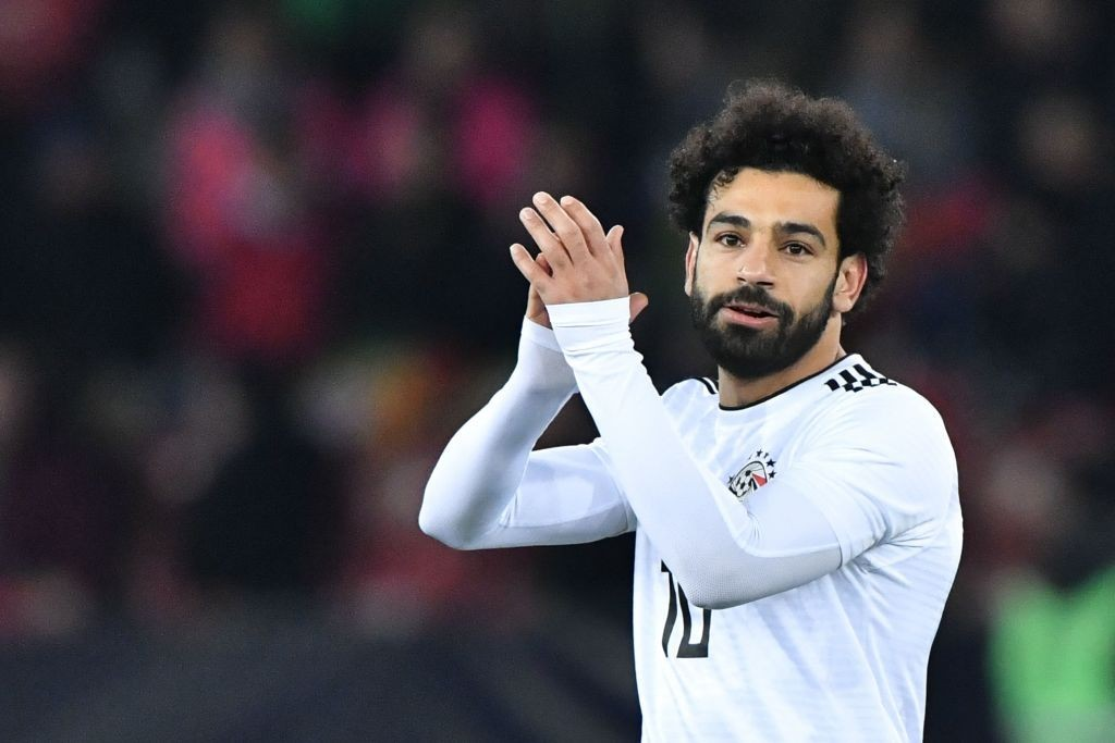 The whole of Egypt has its hopes pinned on Mo Salah (Photo: FABRICE COFFRINI/AFP/Getty Images)