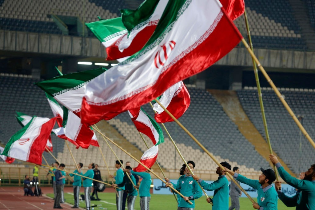 Iran will compete in consecutive World Cup finals in Russia 2018. (Photo courtesy - Atta Kenare/AFP/Getty Images)