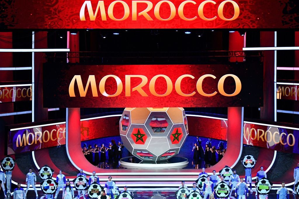 Morocco will play in a World Cup finals after 20-years from last appearing in one. (Photo courtesy: AFP/Getty)