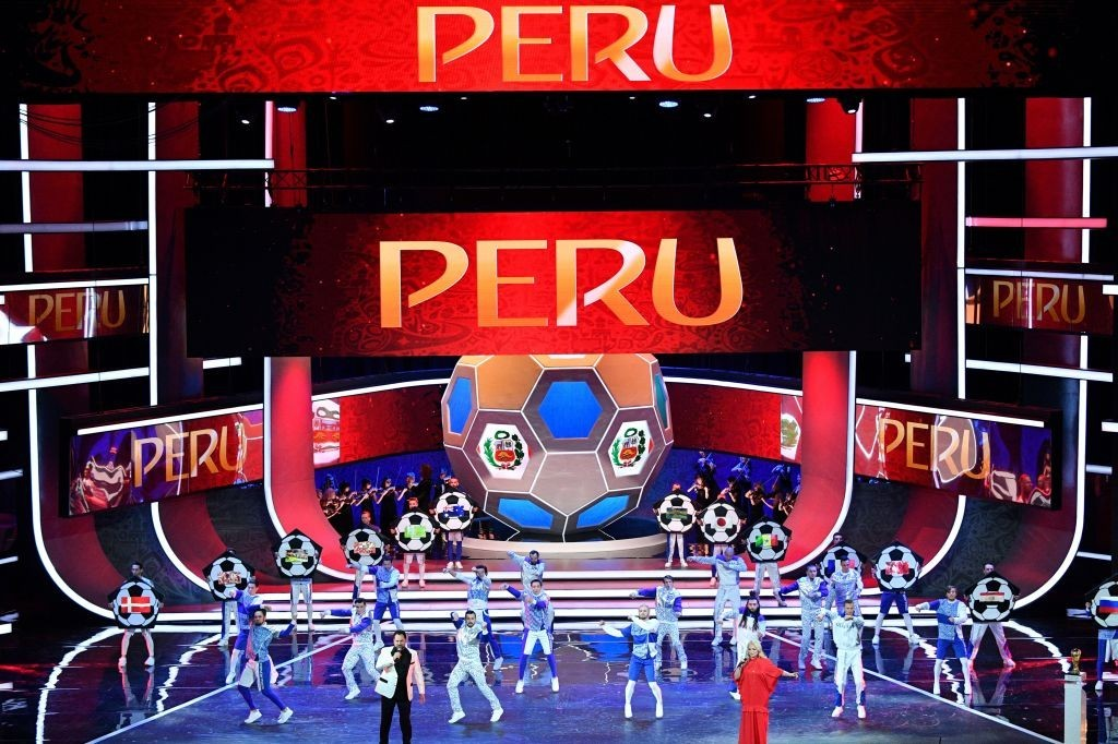 Peru are making their first appearance in the World Cup since 1982. (Photo courtesy - Mladen Antonov/AFP/Getty Images)