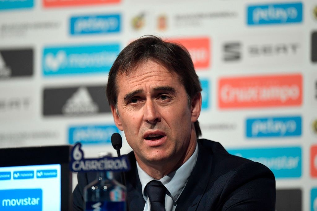 Julen Lopetegui will look to emulat his predecessors and bring Spain back to its glory. (Photo courtesy: AFP/Getty)