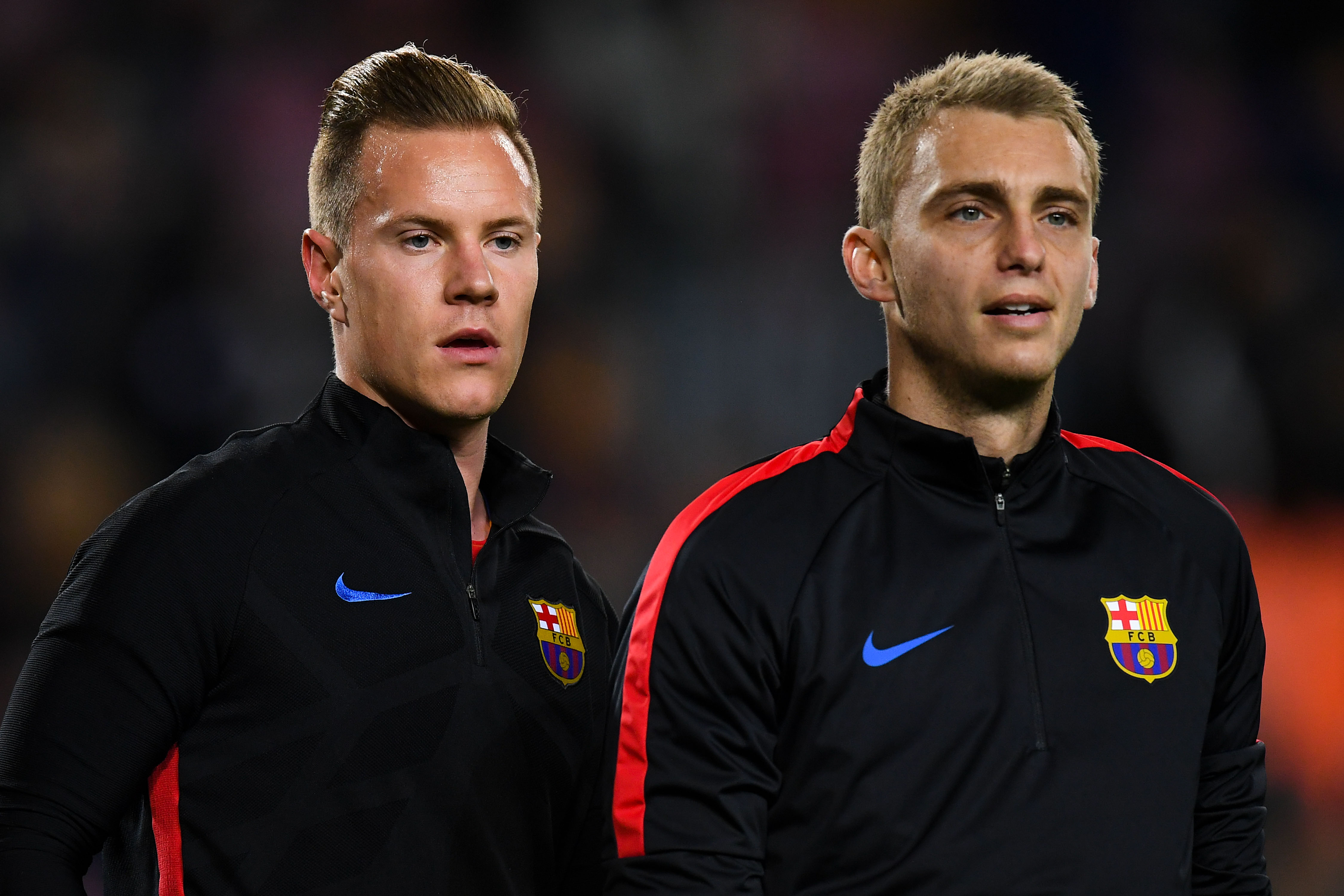 Tired of being the perennial second choice at Barcelona? (Picture Courtesy - AFP/Getty Images)