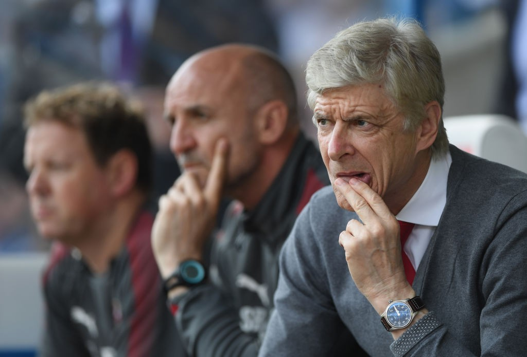 After Arsene Wenger's recent departure, many of his backroom staff have been shown the door at Arsenal, while Steve Bould's future too remains uncertain. (Photo courtesy: AFP/Getty)
