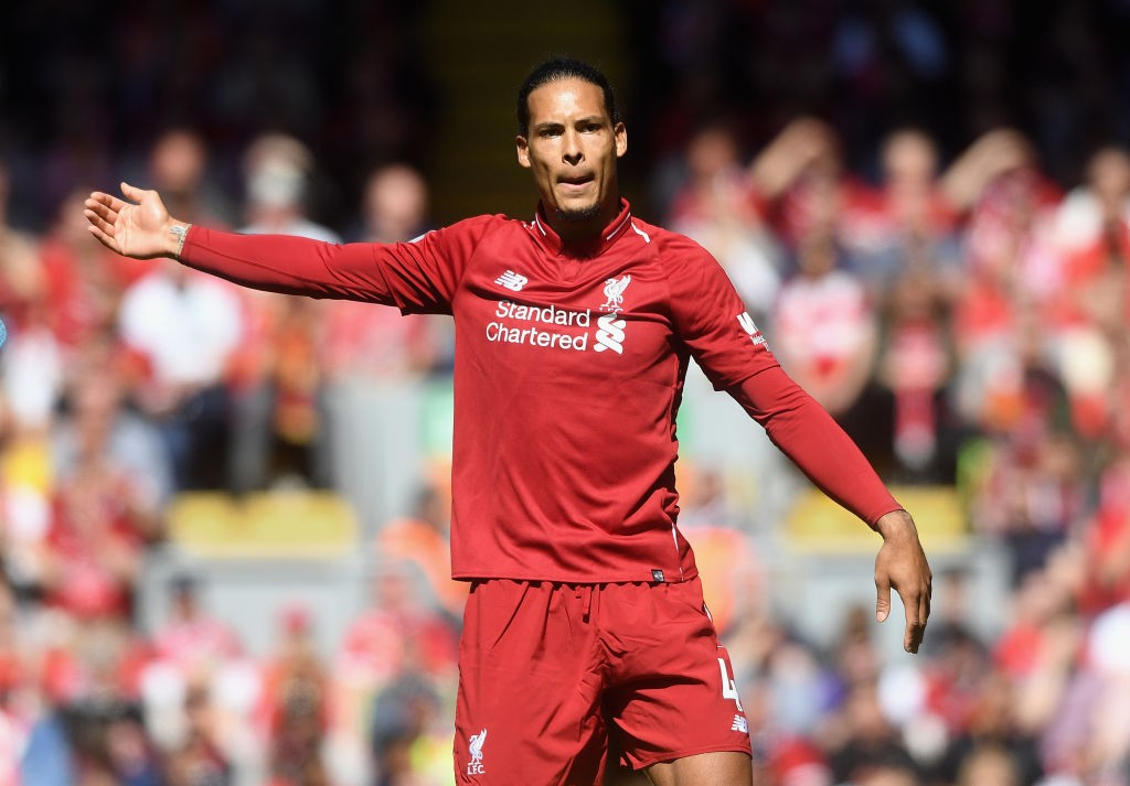 Liverpool's January purchase of Virgil Van Dijk has been instrumental in steadying their rocky defence. (Photo courtesy: AFP/Getty)