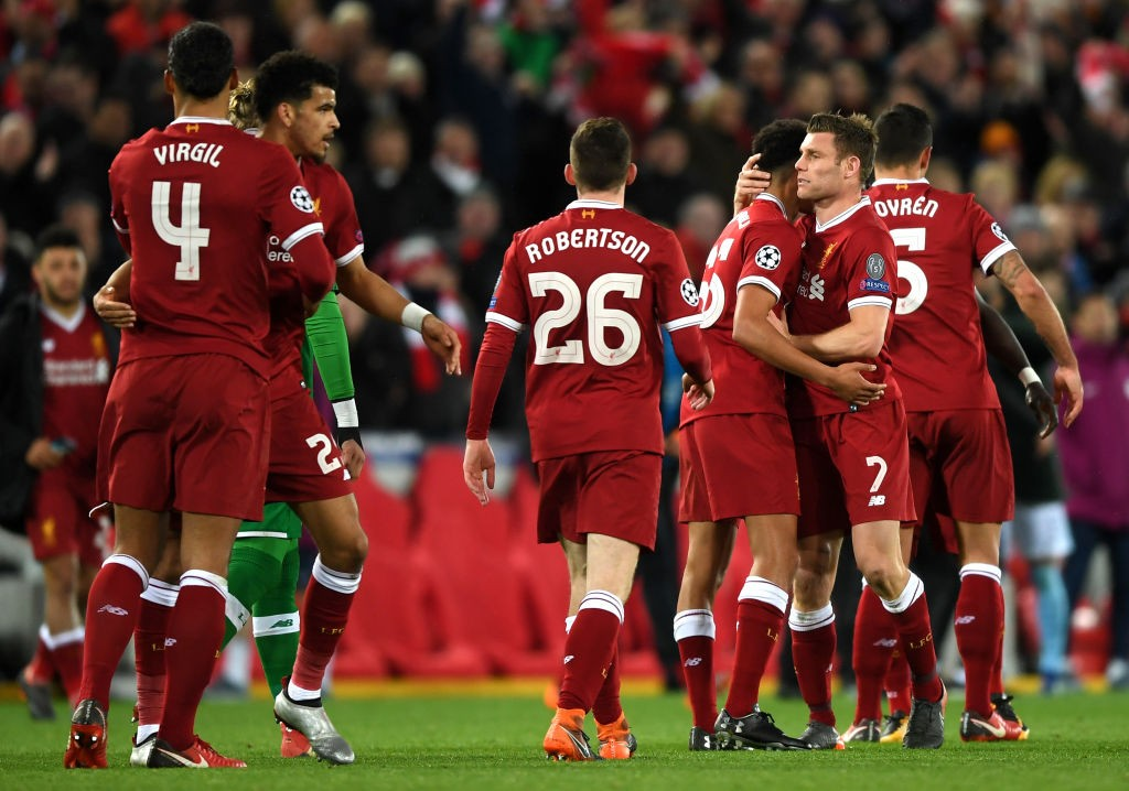 Will this Liverpool side defy odds to beat Real Madrid and bring the Champions League trophy back to Anfield? (Photo courtesy: AFP/Getty)