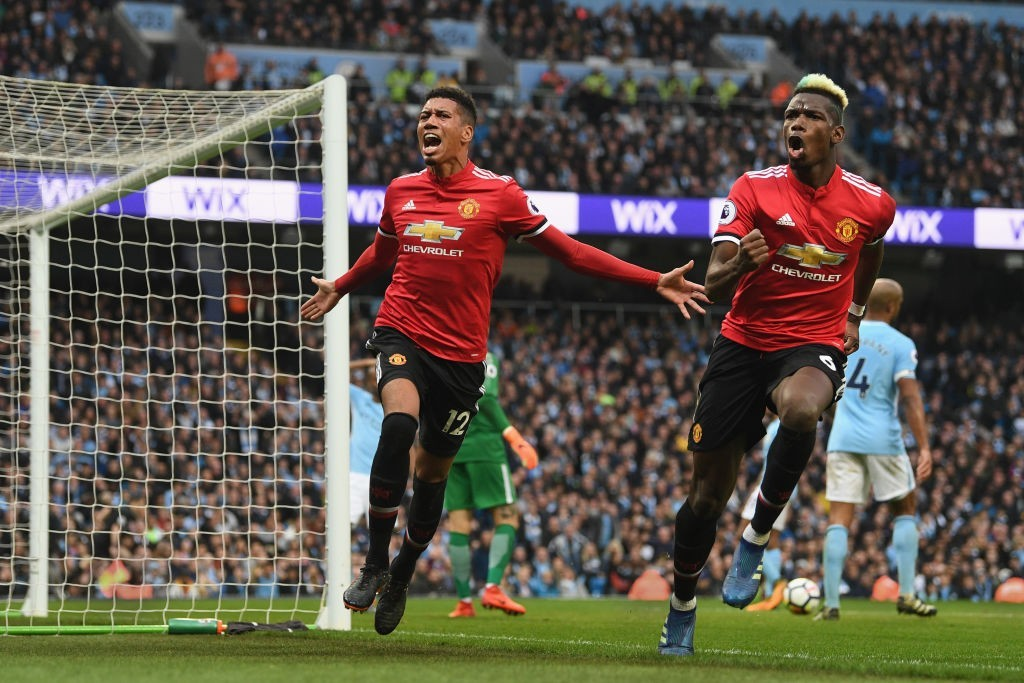 United's match winners in the derby (Photo: Michael Regan/Getty Images)