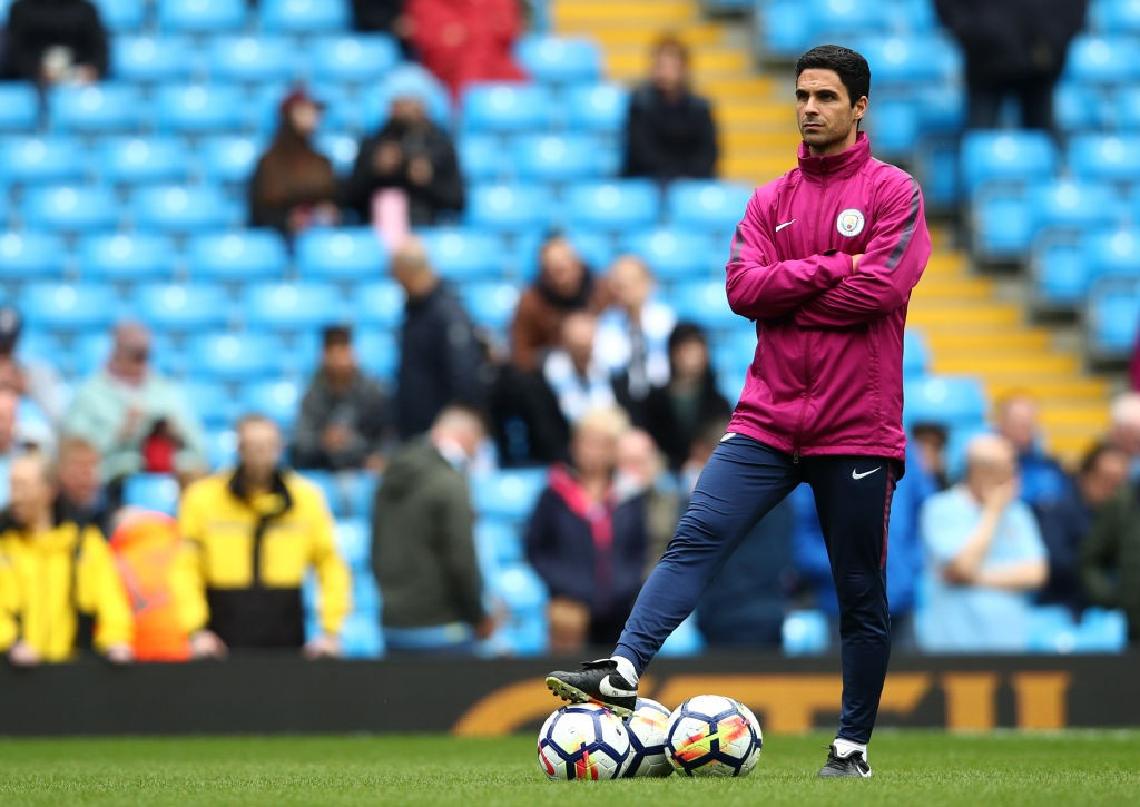 Mikel Arteta was considered the front runner for the Arsenal managerial post, but now seems to have lost to Unai Emery. (Photo courtesy: AFP/Getty)