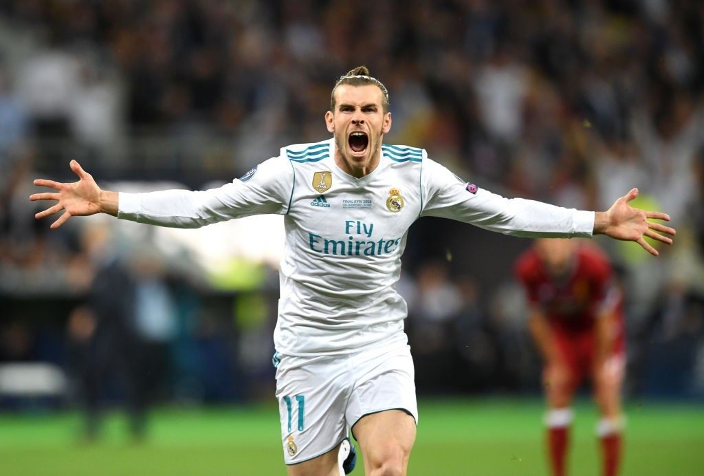Gareth Bale has provided Real Madrid some of their best moments ever, including that goal in the 2018 Champions League final. (Photo by Michael Regan/Getty Images)