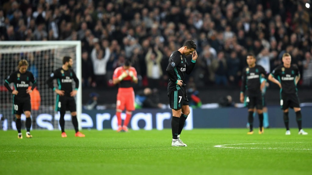 Will it be a night of despair for Real Madrid? (Photo courtesy - Laurence Griffiths/Getty Images)