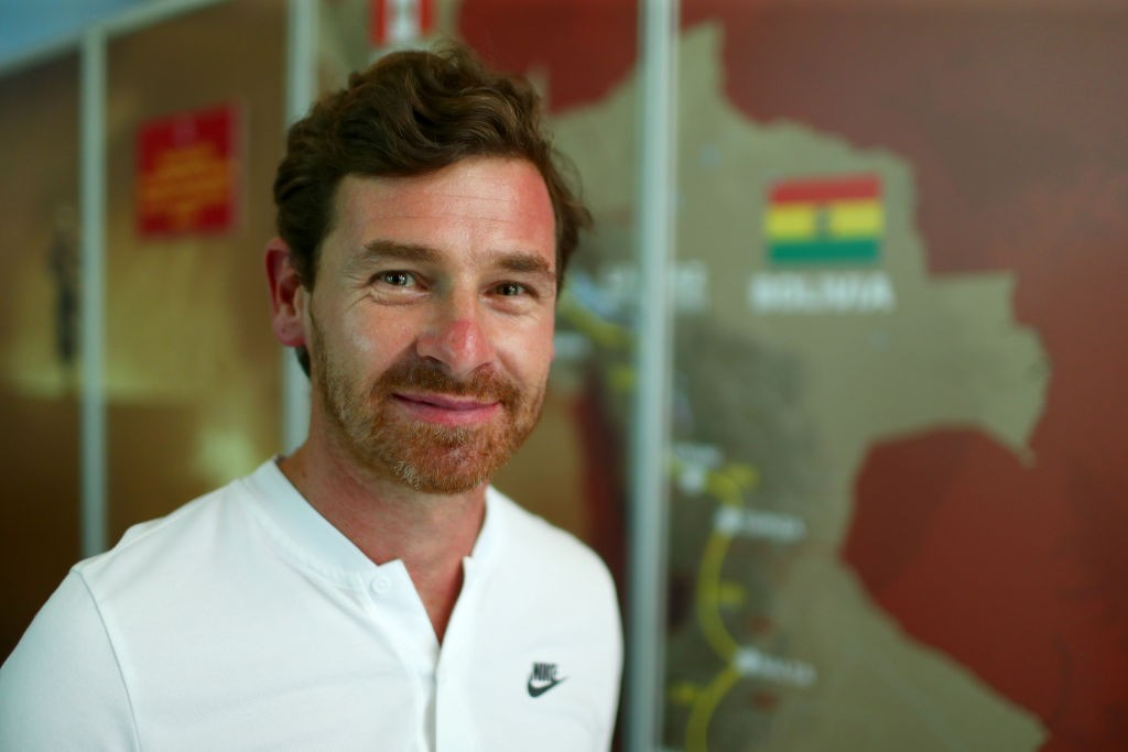 Andre Villas-boas will be a happy man when he sees the team sheet ahead of the game tomorrow. (Photo courtesy - Dan Istitene/Getty Images)