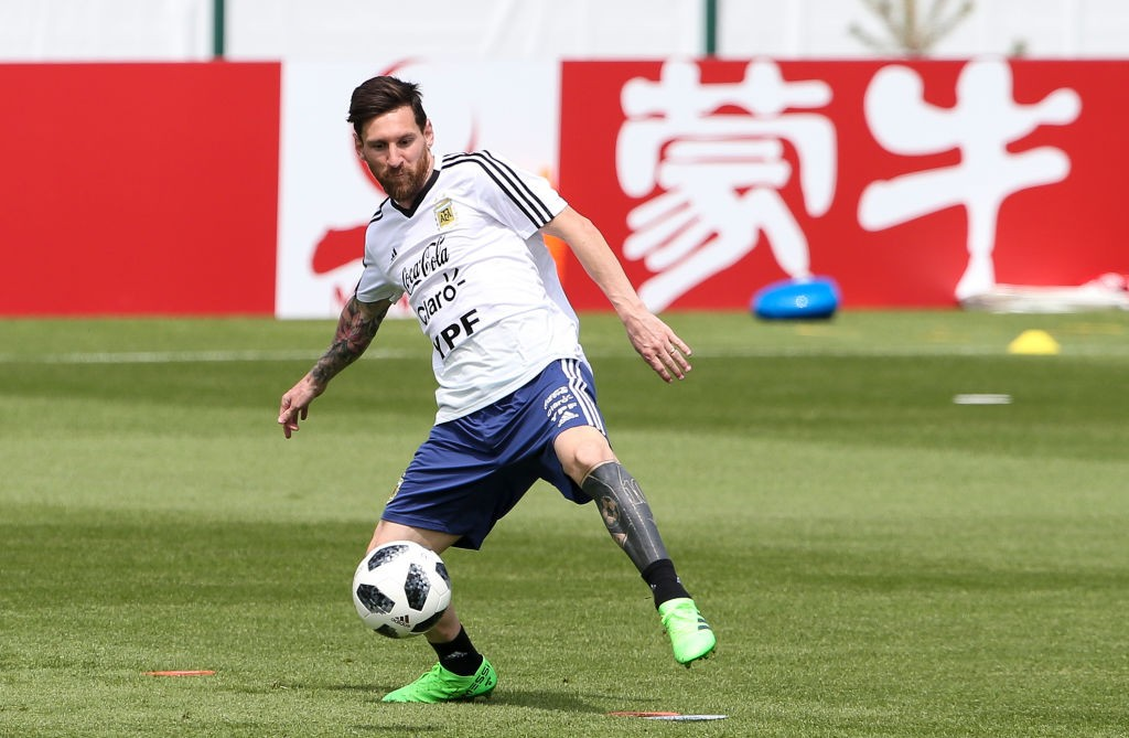 Will he deliver for his nation in Argentina's most decisive game since the 2014 World Cup Final? (Photo courtesy: AFP/Getty)