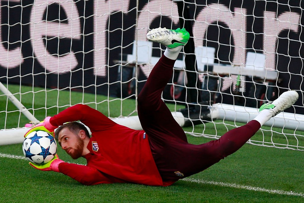 Oblak's sensational form for for Atletico has made him Liverpool's No.1 target this summer. (Photo courtesy: AFP/Getty)