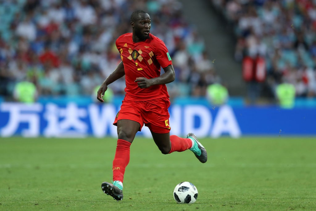 Lukaku started Belgium's World Cup campaign with two goals and will look to add to that tally against Tunisia. (Photo courtesy: AFP/Getty)