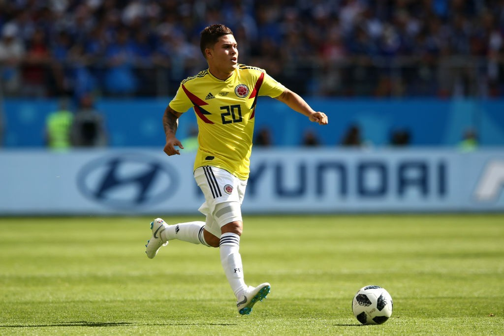 Will it be Real Madrid or Chelsea for Quintero? (Photo courtesy - Jan Kruger/Getty Images)