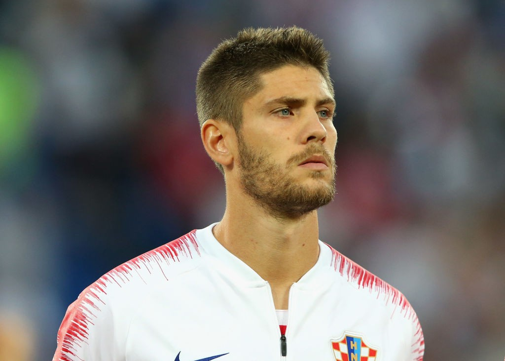 Andrej Kramaric will likely be dropped to the bench as Croatia ponder slight changes to their side to face Argentina. (Photo courtesy: AFP/Getty)
