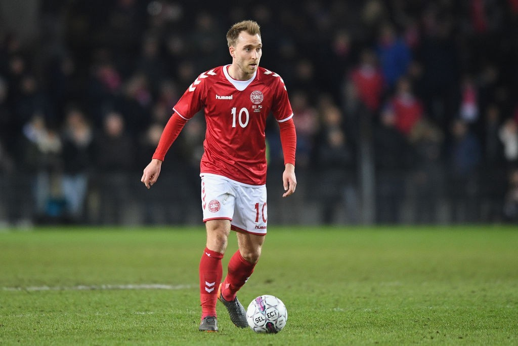 Christian Eriksen will once again be key for Denmark (Photo courtesy: AFP/Getty)