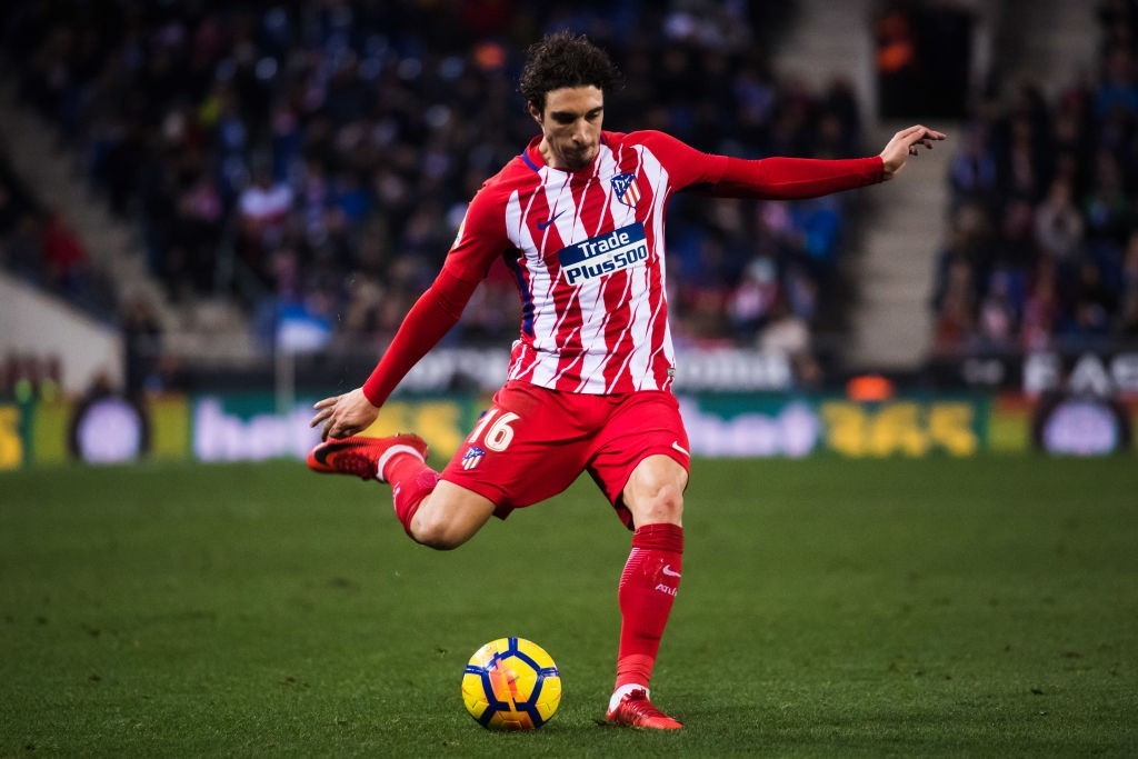 Will Vrsaljko be the third signing of the summer for Manchester United? (Photo courtesy - Alex Caparros/Getty Images)